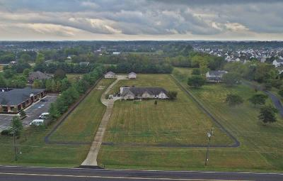 Indianapolis Commercial For Sale: 8151 East Southport Road