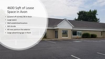 Avon Commercial Lease For Lease: 7481 Rockville Road