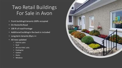 Avon Commercial For Sale: 7483 Us Hwy 36 Highway E