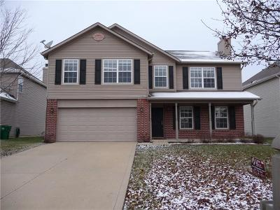 Fishers Single Family Home For Sale: 11306 Guy Street
