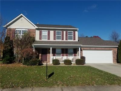 Noblesville Single Family Home For Sale: 10434 Ringtail