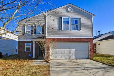 Greenwood Single Family Home For Sale: 1755 Elijah Blue Drive