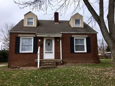 Indianapolis Single Family Home For Sale: 2006 Glenridge Drive