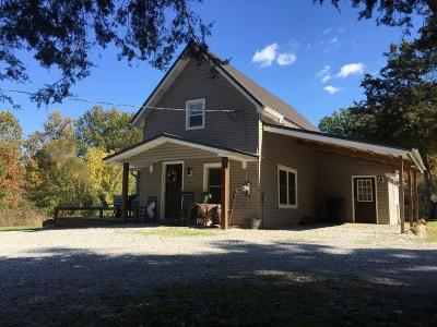 Putnam County Single Family Home For Sale: 7195 South Co Rd 475 E
