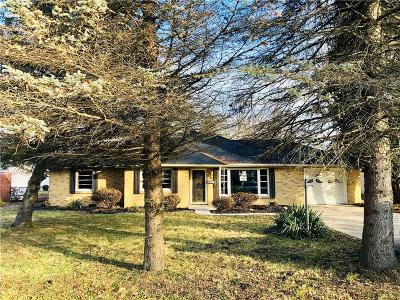 Madison County Single Family Home For Sale: 1512 Costello Drive
