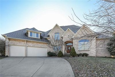 Greenwood Single Family Home For Sale: 2158 Caledonian Court
