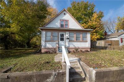 Indianapolis Single Family Home For Sale: 38 South Sheridan Avenue