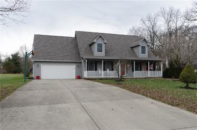 Hancock County Single Family Home For Sale: 5494 North Cherry Tree Drive