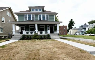 Single Family Home For Sale: 2354 North College Avenue