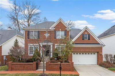 Marion County Single Family Home For Sale: 8053 Hopkins Lane