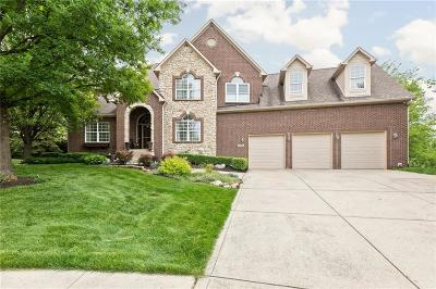Fishers Single Family Home For Sale: 12465 Hyacinth Drive