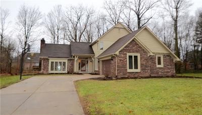 Marion County Single Family Home For Sale: 11435 Kayak Court