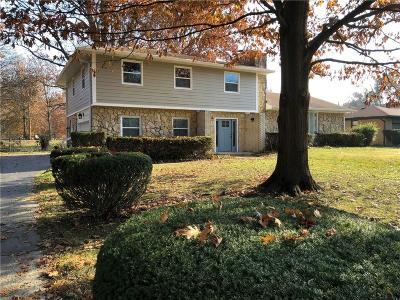 Single Family Home For Sale: 4351 Knollton Road