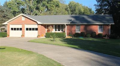 Hendricks County Single Family Home For Sale: 209 Urban Street