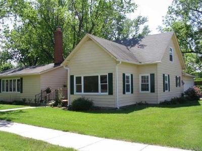 Westfield Single Family Home For Sale: 547 North East Street