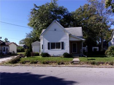 Madison County Single Family Home For Sale: 402 North 13th Street
