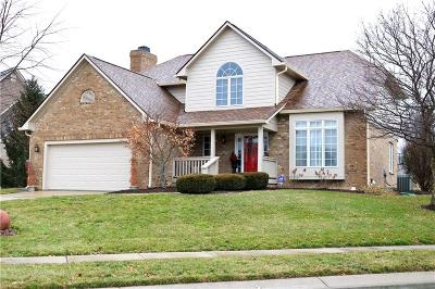 Westfield Single Family Home For Sale: 2334 Corsican Circle
