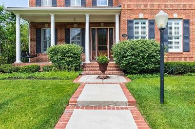 Carmel Single Family Home For Sale: 12430 Bellingrath Street