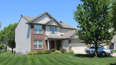 Fishers Single Family Home For Sale: 11846 Wedgeport Lane
