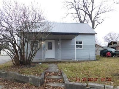 Delaware County Single Family Home For Sale: 2109 South Hoyt Avenue