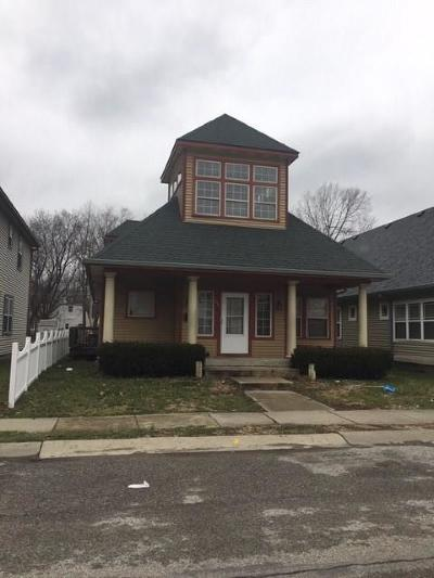 Single Family Home For Sale: 750 North Sheffield Avenue