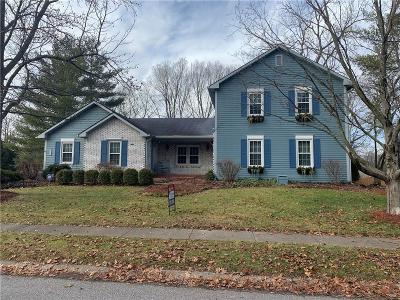 Indianapolis Single Family Home For Auction: 8926 Skippers Way