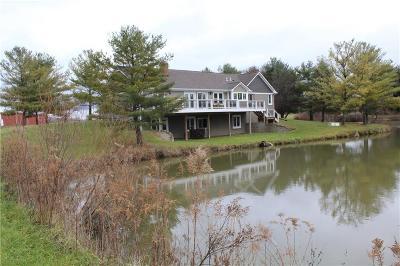 Boone County Farm For Sale: 1232 North 1200 E