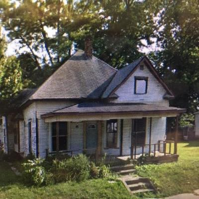 Delaware County Single Family Home For Sale: 1105 West Powers Street