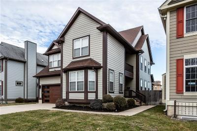 indianapolis Single Family Home For Sale: 652 East 25th Street