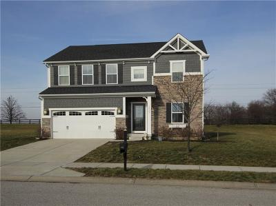 Camby Single Family Home For Sale: 13925 North Honey Creek Drive