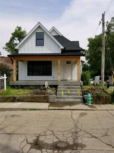 Single Family Home For Sale: 1826 East 11th Street