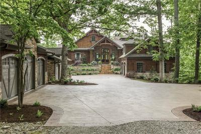 Owen County Single Family Home For Sale: 423 West Fall Creek Road