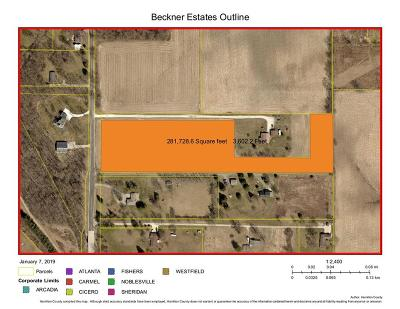 Hamilton County Residential Lots & Land For Sale: Joliet Road