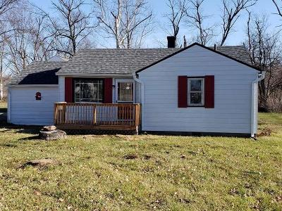 Hancock County Single Family Home For Sale: 45 North Buck Creek Road