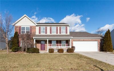 Fishers Single Family Home For Sale: 10434 Ringtail Place
