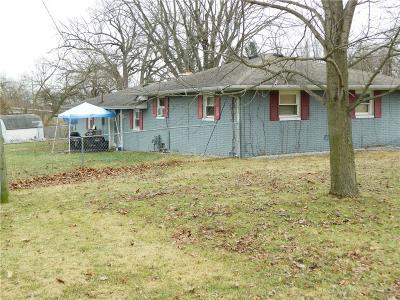 Madison County Single Family Home For Auction: 2508 East 36th Street