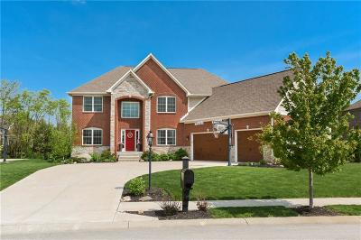 Fishers Single Family Home For Sale: 14354 Brooks Edge Lane