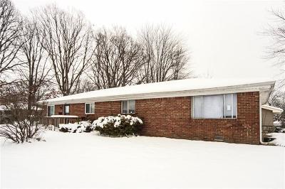 Indianapolis Multi Family Home For Sale: 2263 North Bolton Avenue