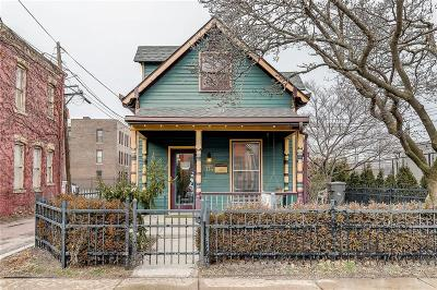 Single Family Home For Sale: 114 East 9th Street