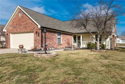 Indianapolis Single Family Home For Sale: 196 East President Trail