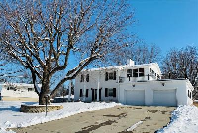 Indianapolis Single Family Home For Sale: 8133 Union Street