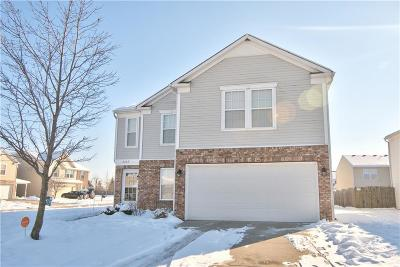 Camby Single Family Home For Sale: 8329 Ash Grove Drive