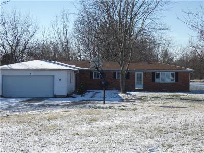 Hancock County Single Family Home For Sale: 4712 North 25 West