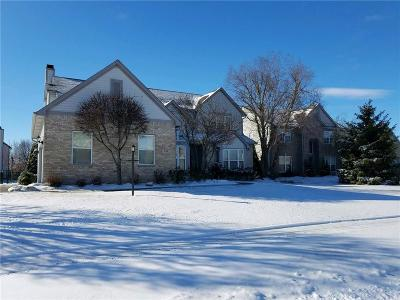 Indianapolis Single Family Home For Sale: 9136 Lambeth Court