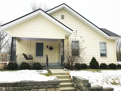 Bloomington Single Family Home For Sale: 559 South Lincoln Street