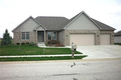 Hendricks County Single Family Home For Sale: 1604 Chelsea Drive