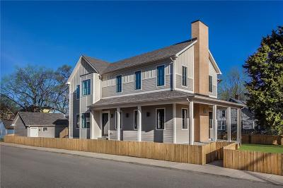 indianapolis Single Family Home For Sale: 1102 North Beville Avenue