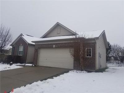 Fishers IN Single Family Home For Sale: $235,000