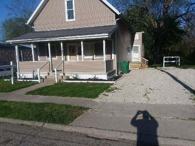 Henry County Single Family Home For Sale: 709 North 18th Street