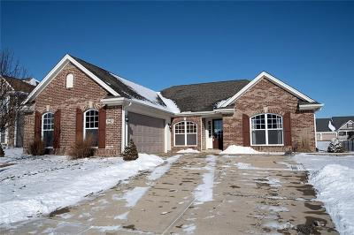 Westfield Single Family Home For Sale: 942 Morley Lane